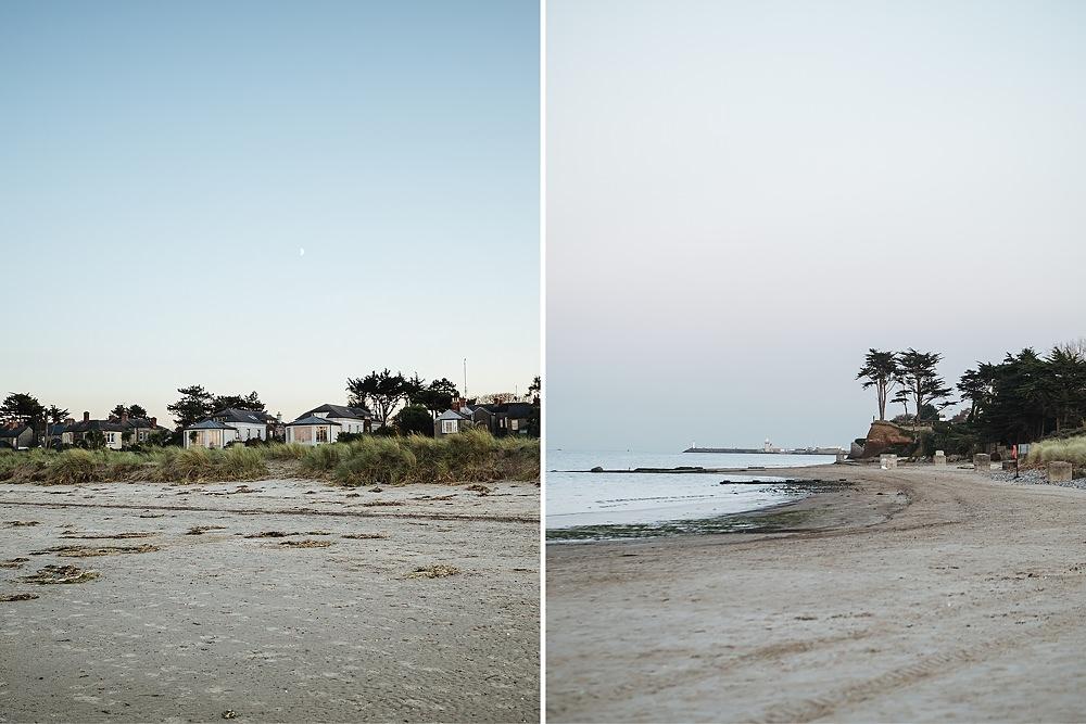 Hundestrand Burrow Beach Howth  Irland