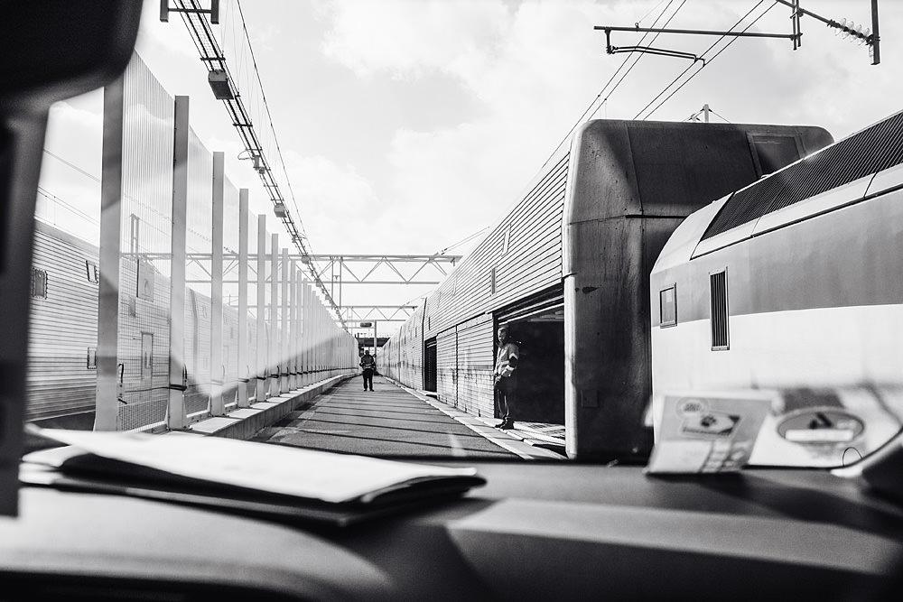 Eurotunnel Überfahrt mit Hund