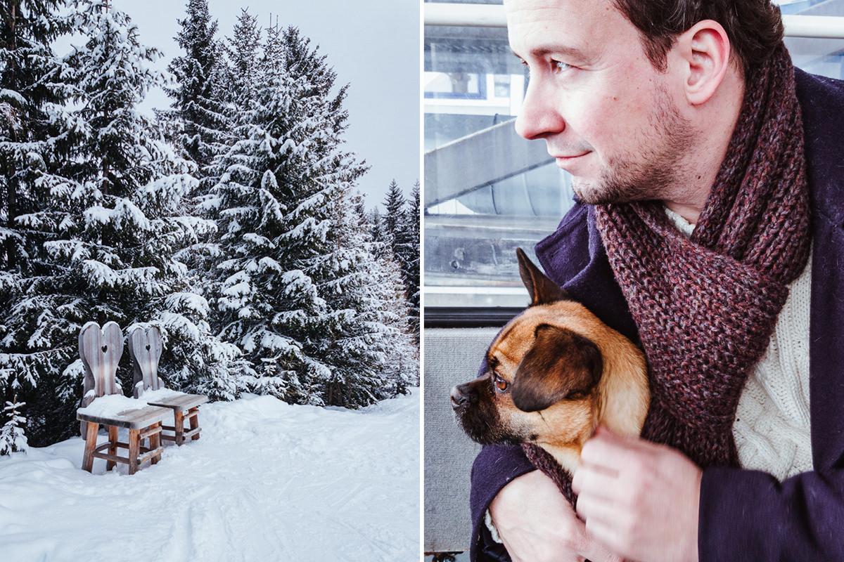 Ausflugsziel Achensee Hund 0014